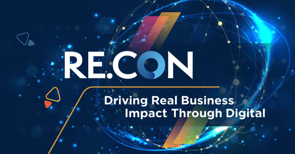 Re.Con : Driving Business Impact Through Digital in 2022